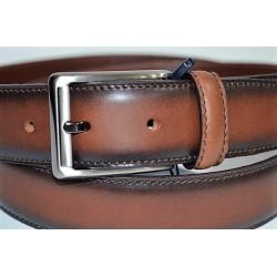 Miguel Bellido: Cinturón de piel 32 mm.