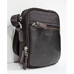 HEXÁGONA: bolso de caballero 18cm.