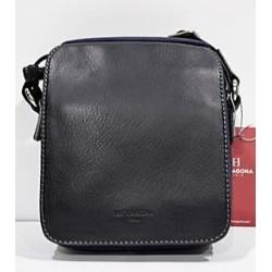 HEXÁGONA: bolso de caballero 18 cm.