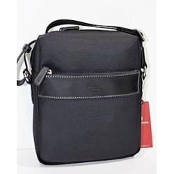HEXÁGONA: bolso de caballero 24 cm.