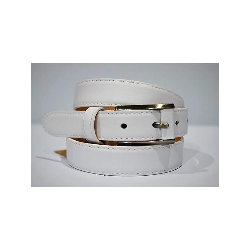 ELIAL: Cinturón sra. piel 2.5 cm.
