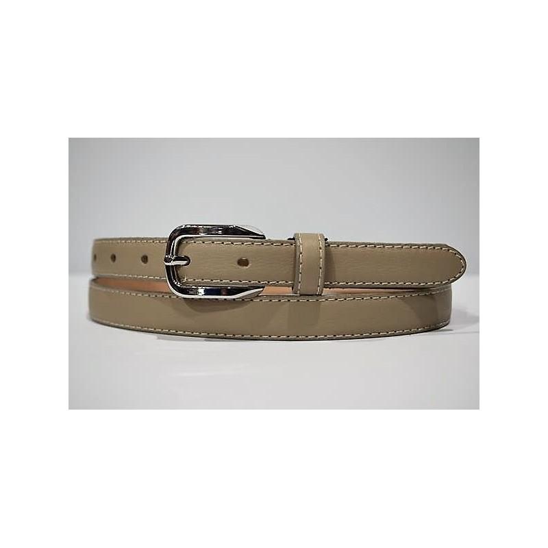 ELIAL: Cinturón sra. piel 2 cm.