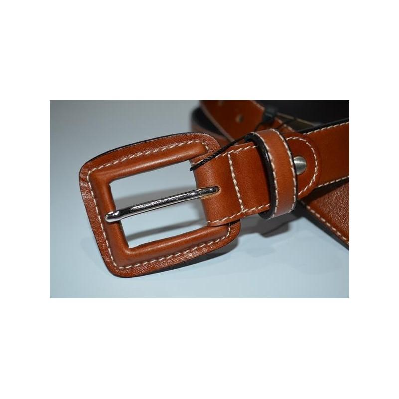 ELIAL: Cinturón sra. piel 3 cm.