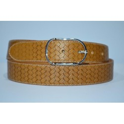 ELIAL: Cinturón sra. piel 3.5 cm.