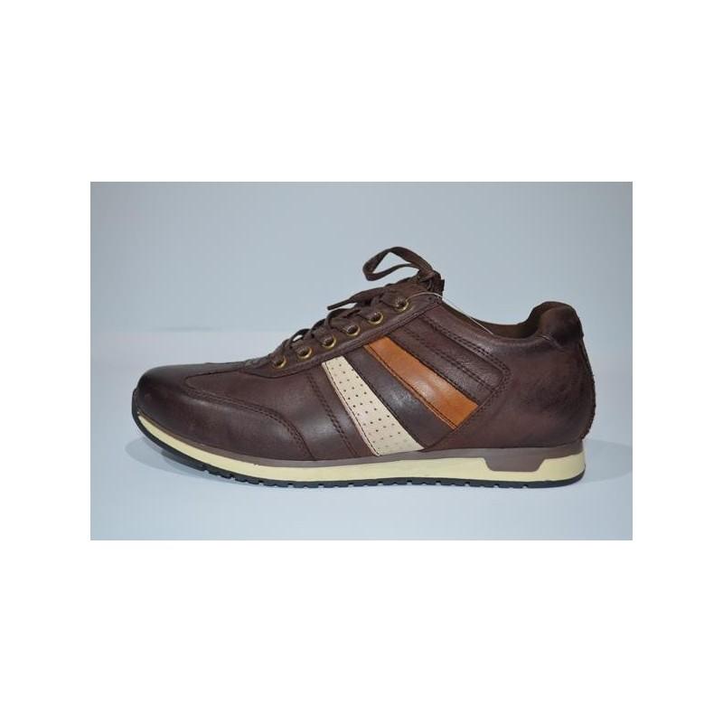PAREDES: Zapatos deportivos de piel