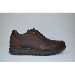 RIVERTY: Zapato cómodo de piel