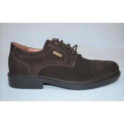 LUISETTI: Zapato cómodo de serraje