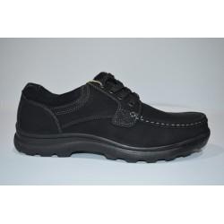 VICMART: zapatos de nobuck cómodos.