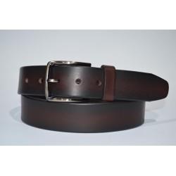 Miguel Bellido: Cinturón de piel sport 40 mm.