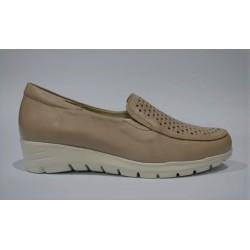 PITILLOS:  Zapato de plantilla extraible.