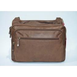 HEXÁGONA: bolso de caballero portadocumentos A4
