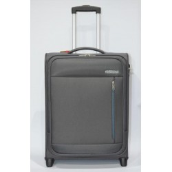 AMERICAN TOURISTER: HEAT WEAVE maleta cabina 2R GRIS
