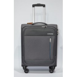 AMERICAN TOURISTER: HEAT WEAVE maleta cabina 4R GRIS