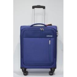 AMERICAN TOURISTER: HEAT WEAVE maleta cabina 4R AZUL