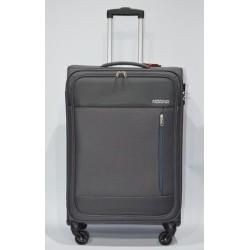 AMERICAN TOURISTER: HEAT WEAVE maleta mediana 4R GRIS
