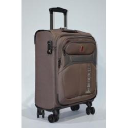 GLADIATOR: VEYRON EXPRESSO Maleta de cabina 4R marrón