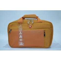 GLADIATOR: ARTIC bolsa mochila de cabina mostaza