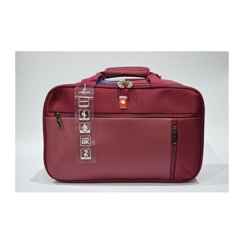 GLADIATOR: ARTIC bolsa mochila de cabina burdeos