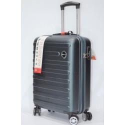BENZI: Maleta de cabina ABS 4R 102592 VERDE