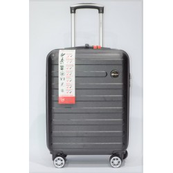 BENZI: Maleta de cabina ABS 4R 102592 NEGRA