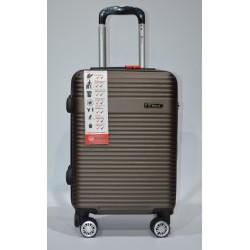 BENZI: Maleta de cabina ABS 4R 102318 marrón