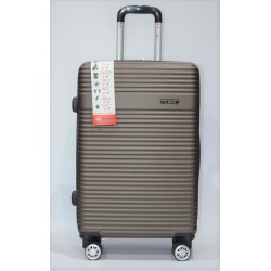 BENZI: Maleta mediana 4R 102319 marrón