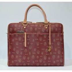 El Potro: bolso portadocumentos 2224 Potro-Vintage-burdeos