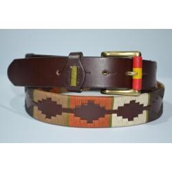 Cinturón Argentino Bordado 102804
