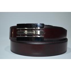 Miguel Bellido: Cinturón reversible 102846/ 32 mm. NEGRO/BURDEOS