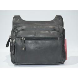HEXÁGONA: bolso de hombre 102392-NEGRO