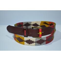 Cinturón Argentino Bordado 102807