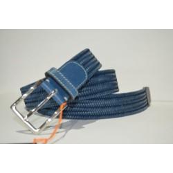 Miguel Bellido: cinturón trenzado elástico