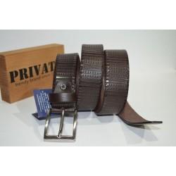 PRIVATA: Cinturón de vestir.