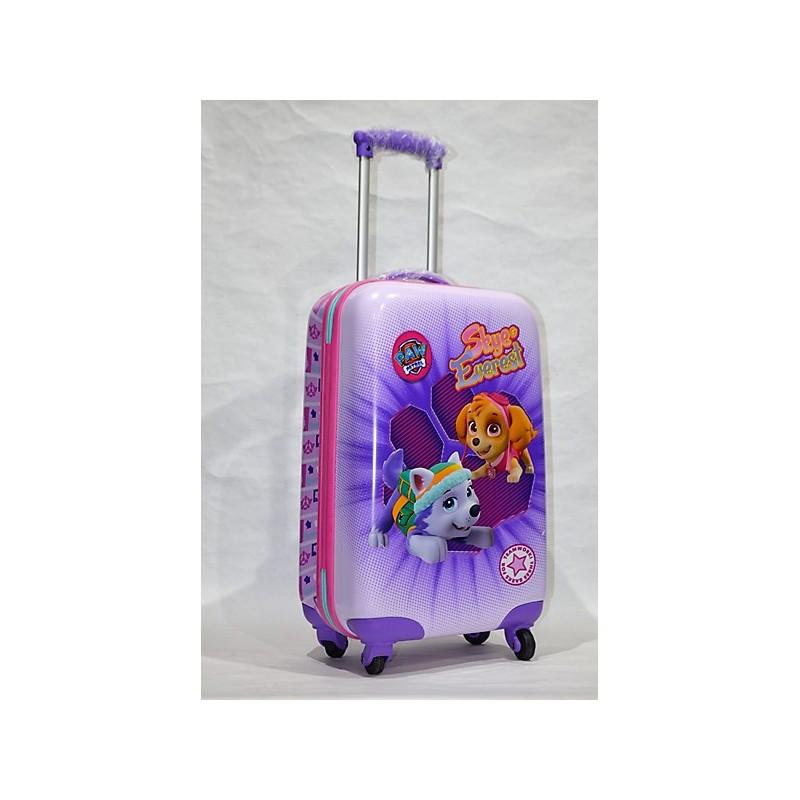 PATRULLA CANINA: maleta ABS 4R
