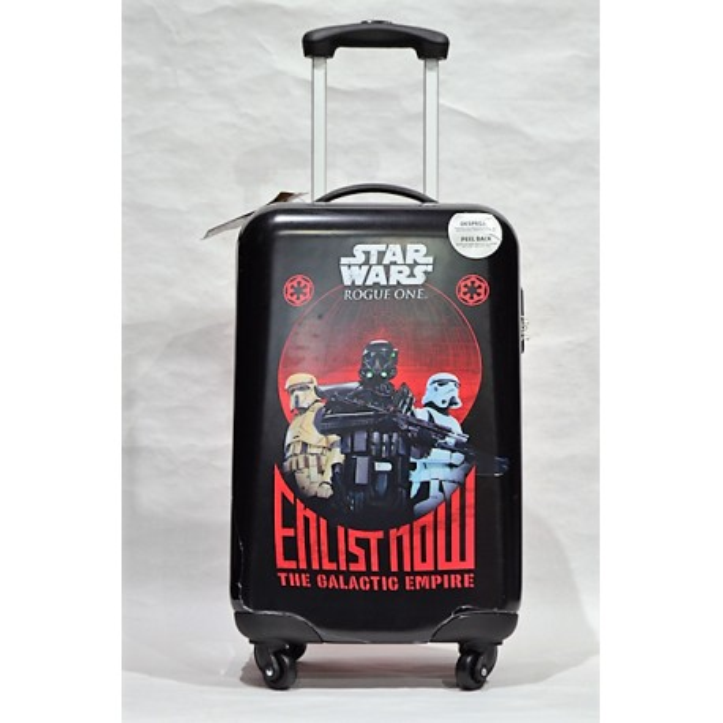 STAR WARS: maleta ABS 4R