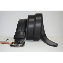 Miguel Bellido: Cinturón de 35 mm. negro