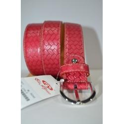 ELIAL: Cinturon sra. color rojo 2.8 cm.