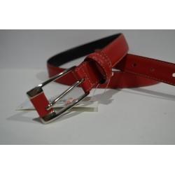 ELIAL: Cinturón sra. rojo 2.5 cm.