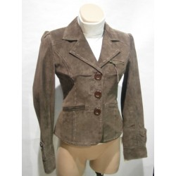 chaqueta de pekari