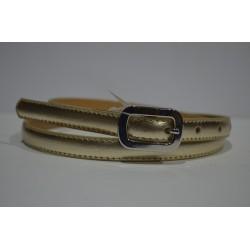 ELIAL: Cinturón sra. dorado 1.5 cm.
