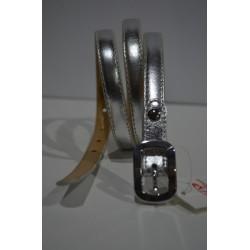 ELIAL: Cinturón sra. plata 1.5 cm.