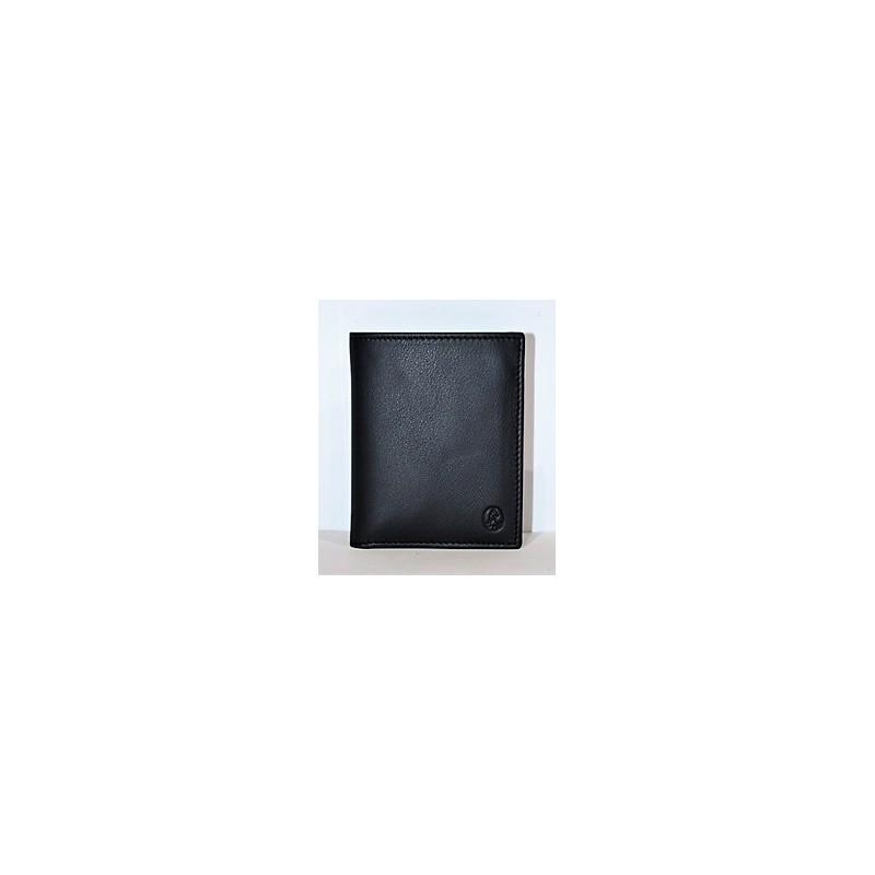 El Potro: cartera de caballero negra