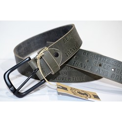 CORONEL TAPIOCCA: cinturón azul 40 mm.