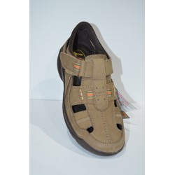 LUISETTI: Sandalias de nobuck