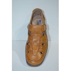 LUISETTI: Sandalias de piel