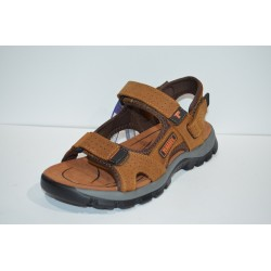 PAREDES: Sandalias de piel