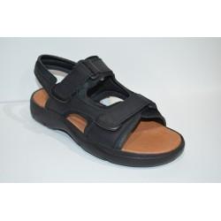 PIRROLO: Sandalias de piel