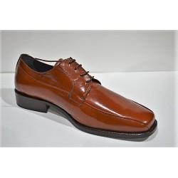 PACO CANTOS: Zapato de vestir ancho 10