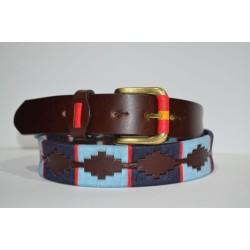 Cinturón Argentino Bordado