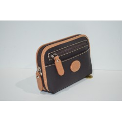 El Potro: Monedero 2602-BASE-MARRON